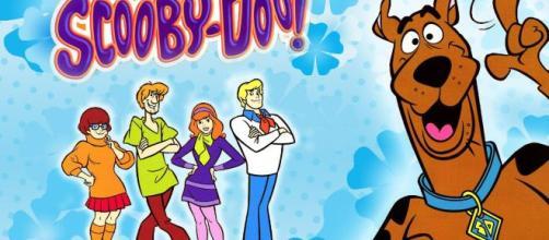 Fotograma de Scooby-Doo. Imagen de archivo