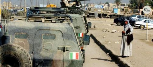 L'Isis rivendica l'attacco ai militari italiani in Iraq.
