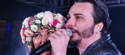 """Matrimonio di Tony e Tina a Non è l'arena """"Queste cerimonie hanno un significato"""""""