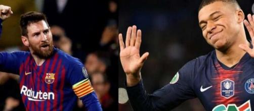 Mercato PSG : Mbappé 'met un vent' à Messi