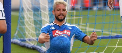 Mertens pronto a dire addio al Napoli per l'Inter