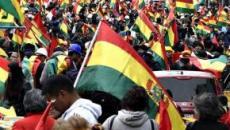 Una intranquila Bolivia vive la incertidumbre constitucional y el choque étnico religioso