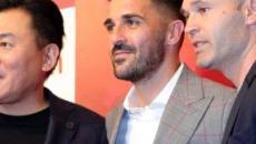 David Villa anuncia en Twitter que abandona el fútbol tras diecinueve años