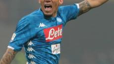 Inter, probabile interesse per Allan: il Napoli potrebbe cederlo in cambio di Vecino