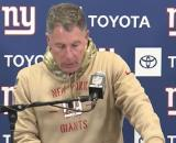 New York Giants think Nick Gates could have bright future. [Image via New York Giants/YouTube]