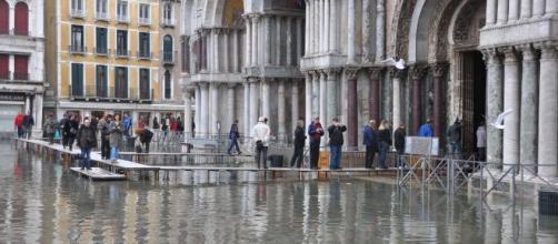 Acqua alta: sabato 18 maggio prevista marea molto sostenuta ... - venezia.it