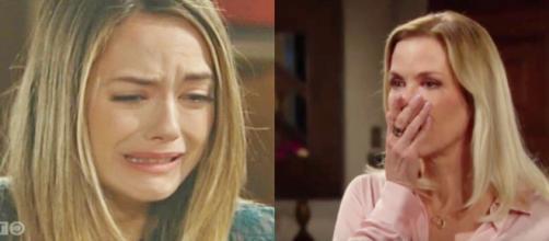 Beautiful, spoiler Usa: Hope confessa a Brooke della presunta morte di Thomas