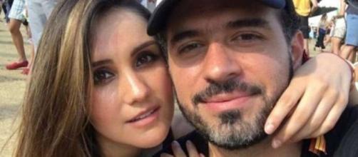 Dulce Maria se casa com Paco Álvarez. (Reprodução/Instagram)