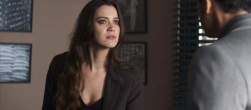 Fabiana ficará desesperada em 'A Dona do Pedaço'. (Reprodução/TV Globo)