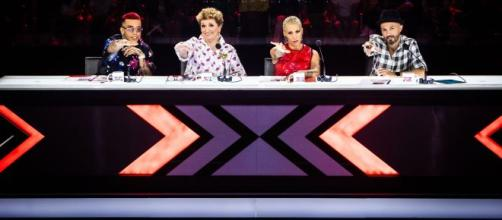 I giudici di X Factor- Foto Style - corriere.it