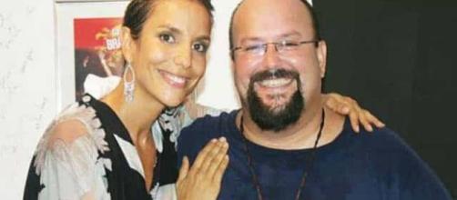 Irmão de Ivete Sangalo morreu aos 54 anos em Salvador. (Arquivo Blasting News)