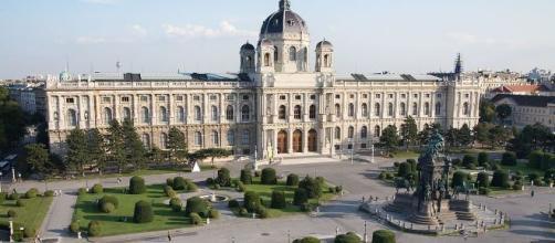 Kunsthistorisches Museum [Image credit: Wikimedia Commons/Jorge Royan]