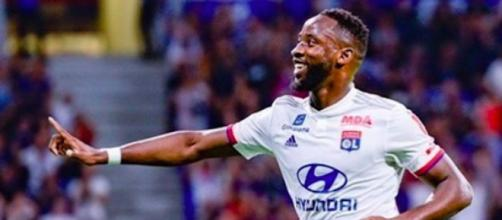 Moussa Dembele pour l'OL Credit: Instagram/mdembele_10