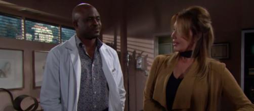 Spoiler Beautiful: Taylor viene difesa dal dottor Reese.