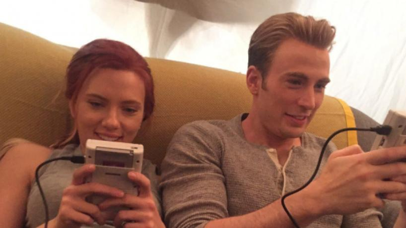 Chris Evans e Scarlet Johansson defendem filmes do MCU em entrevista
