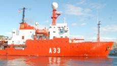 El Hespérides parte a una nueva campaña antártica de siete meses de duración