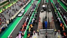 F1, il programma del GP del Brasile: la gara alle ore 18:10 di domenica 17 novembre