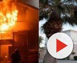 les véritables cause de l'incendie de la villa des marseillais