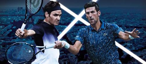 Federer-Djokovic : le duel contnue.