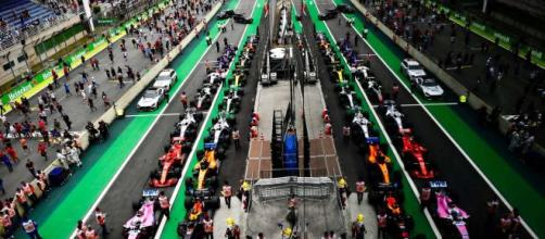 GP del Brasile, la gara domenica alle 18:10.