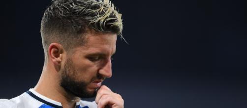 Inter, Conte dice no a Mertens