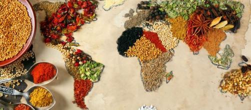 Los cinco continentes del mundo y su gastronomía - viajejet.com
