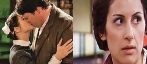 Una Vita spoiler: Casilda si scambia un bacio con Ceferino, un ex fidanzato di Lolita