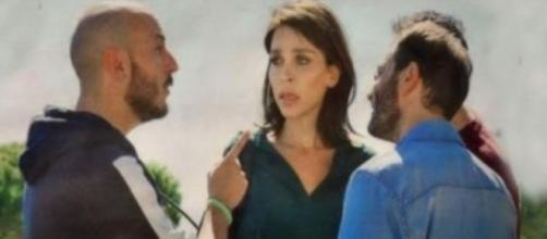 Upas anticipazioni puntata del 15 novembre: Carla fa un brutto incontro al Caffè Vulcano.
