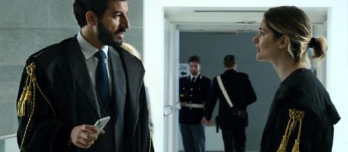 Vittoria Puccini è Elena Guerra ne Il processo, la nuova serie tv dal 29 novembre su Canale 5