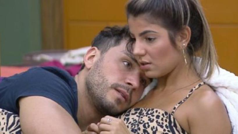 Lucas assume culpa por erros no relacionamento com Hariany