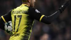 Barça y Real Madrid pujan por Aubameyang (Rumores)