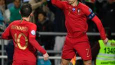 Cristiano Ronaldo llega a los 98 goles como internacional
