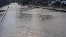 Il maltempo colpisce la costa laziale: 'bomba d'acqua' su Civitavecchia e Santa Marinella