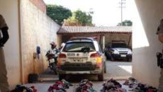 Homem é preso suspeito de furtar mais de mil calcinhas e sutiãs em Minas Gerais