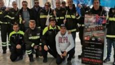 Manifestazione nazionale Vigili del Fuoco con la Uilpa Sicilia alla Prefettura di Palermo
