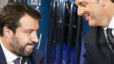 Renzi tende la mano a Salvini: 'Sarebbe bello scrivere le regole del gioco insieme'
