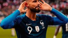 Football : 5 points qui prouvent qu'Olivier Giroud n'est pas indispensable