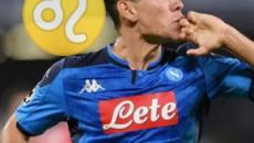 Previsioni astrologiche sul 13° turno di Serie A: Muriel arranca, Lozano possibile gol