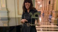 Vanesa Martín recoge su Premio Ondas de la Música en una gala a la que faltó Rosalía