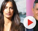 Alejandro Sanz besa en público a Rachel Valdés en los Grammys Latinos