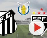 Santos x São Paulo terá transmissão ao vivo no pay-per-view. (Fotomontagem)