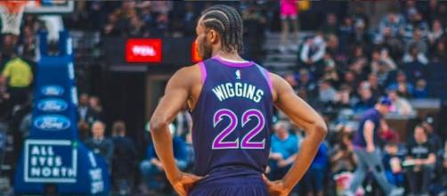 Andrew Wiggins is off to an excellent start in the 2019-20 season. [Image Source: Instagram/@22wiggins]