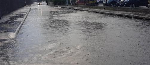Il maltempo colpisce la costa laziale: 'bomba d'acqua' su Civitavecchia e Santa Marinella.