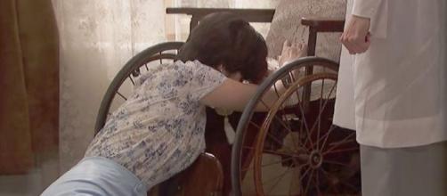 Il Segreto, spoiler: Maria trattata in un pessimo modo dall'infermiera Dori Vilches