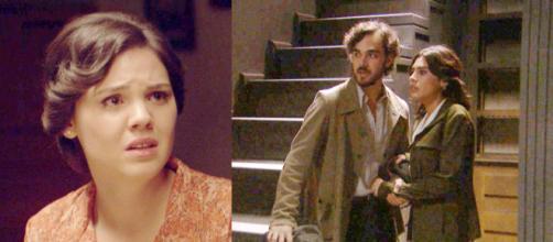 Il Segreto, trame Spagna: Matias continua a vedersi con Alicia, Marcela delusa