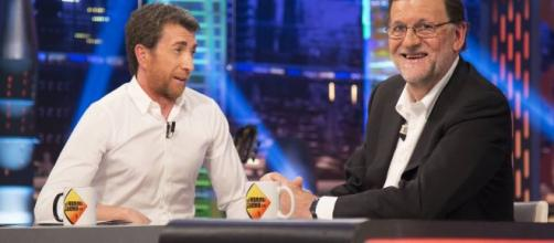 Mariano Rajoy visitará 'El Hormiguero' en diciembre.