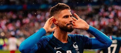 Olivier Giroud n'est pas indispensable à l'Equipe de France selon ces 5 points. Credit: Instagram/ equipedefrance