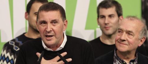 """Otegi bloqueará la investidura de Sánchez si no estudia la libertad de los """"presos políticos"""""""