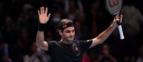 Roger Federer, unico superstite tra i 'Fab 3' nelle semifinali delle Atp Finals