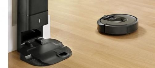 Roomba i7+ è particolarmente adatto ai single.